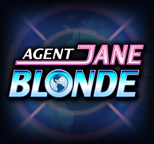 Agent Jane Blonde a exciting spy Slot